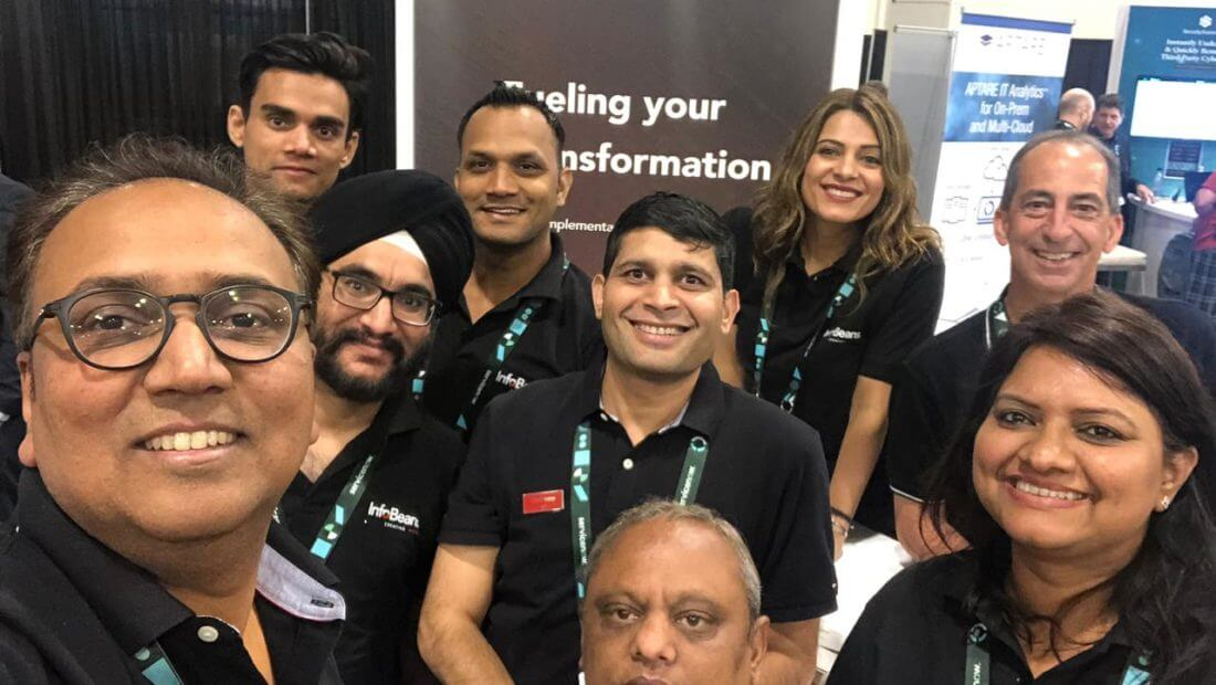 Team InfoBeans at Knowledge19