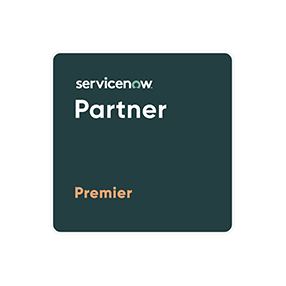 ServiceNow Premier Partner Badge