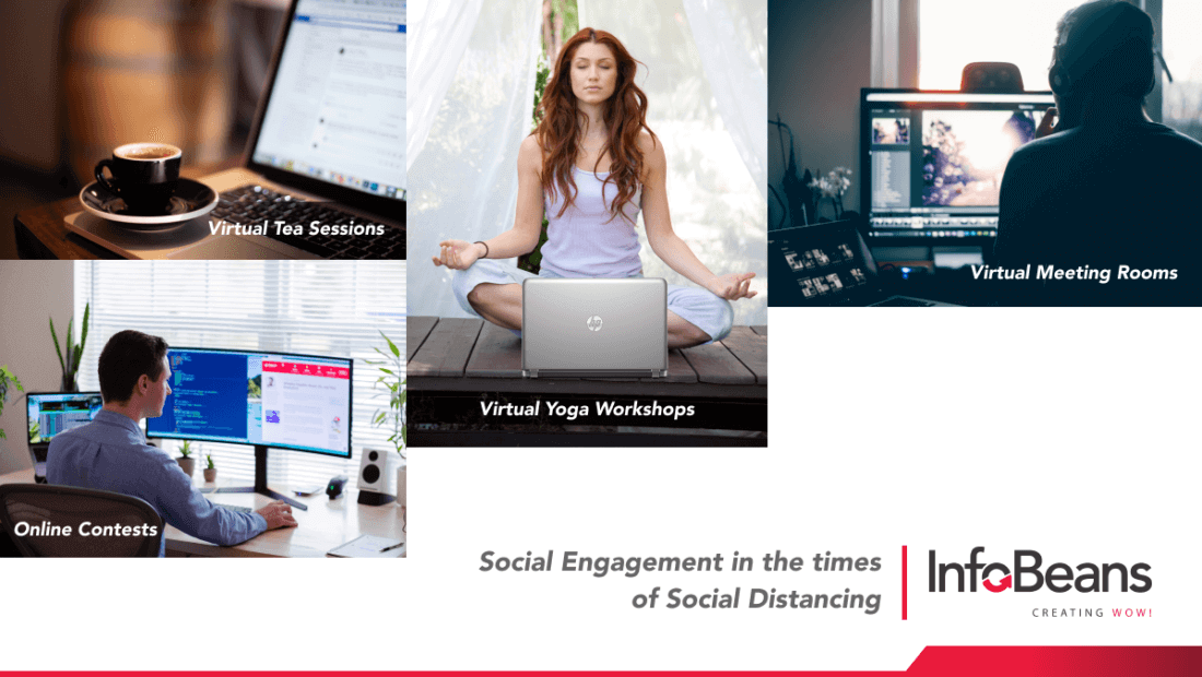 Social Engagement in the times of Social Distancing