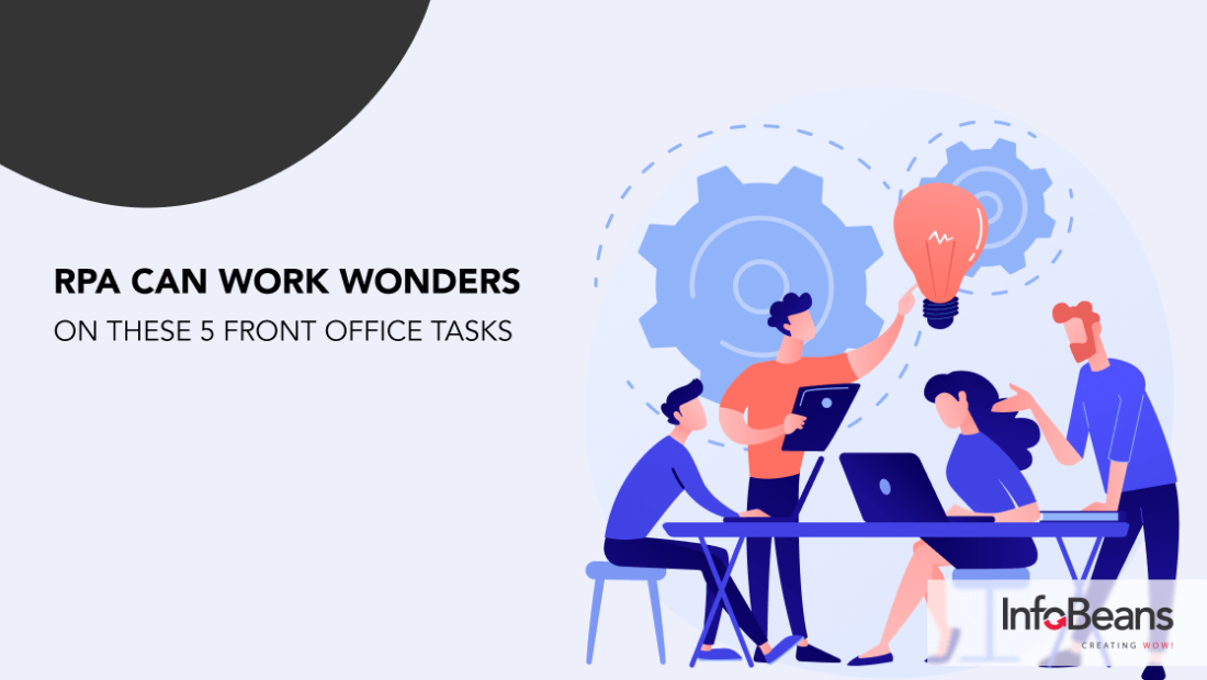 RPA for front office tasks