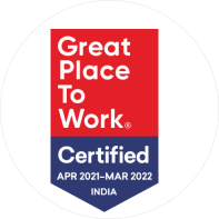 "InfoBeans Certified as a ""Great Place to Work"" 2021"