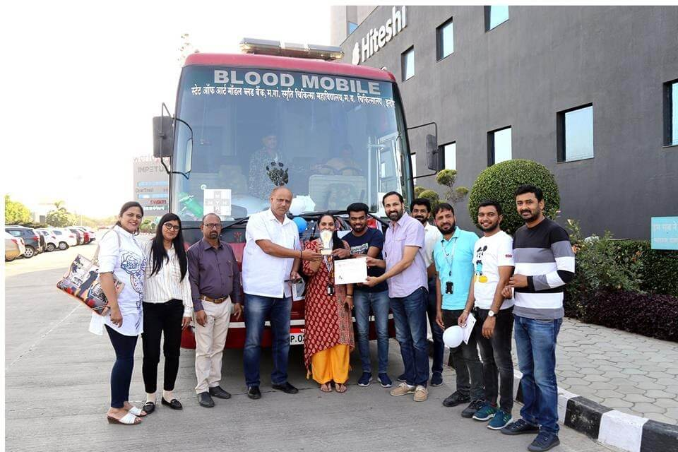 The Joy of Donating Blood