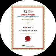 Madhya Pradesh Best Brand Award 2021
