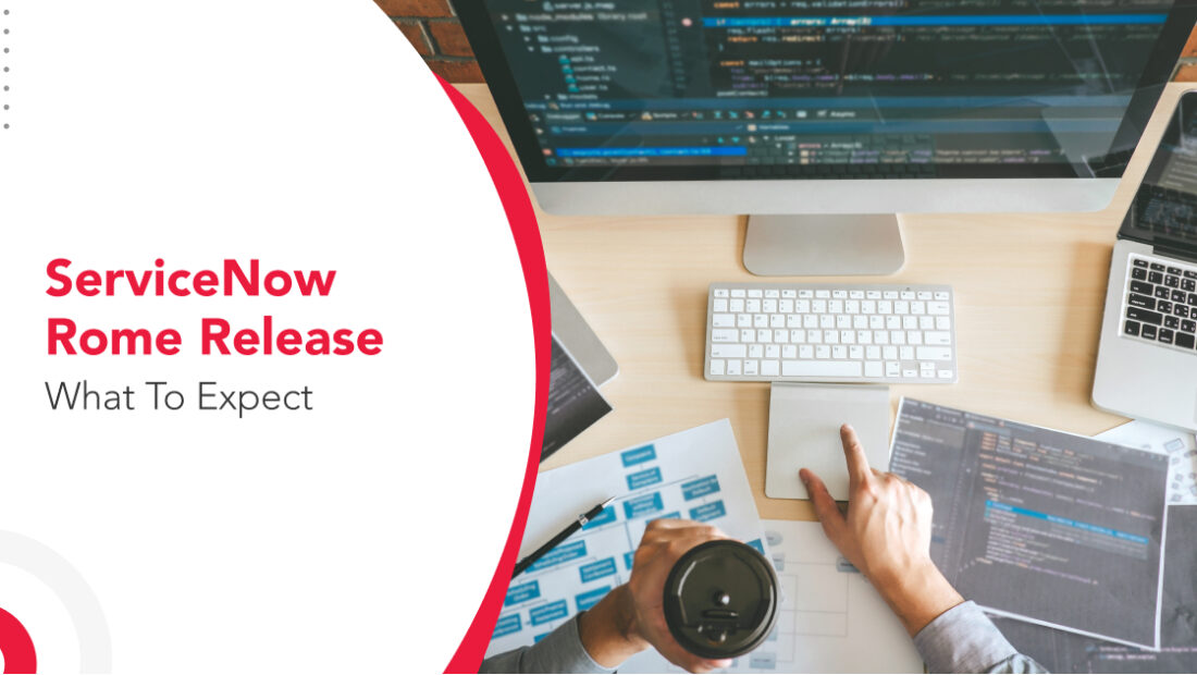 The best of Rome Release from ServiceNow